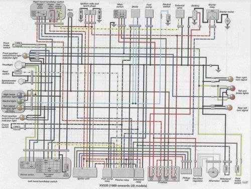 small resolution of viragotechforum com u2022 view topic xv535sh wiring yamaha 1100 yamaha xvs1100 wiring diagram