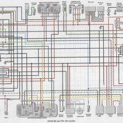 1983 Yamaha Virago Xv500 Wiring Diagram 110cc Stator 82 920 Get Free Image About