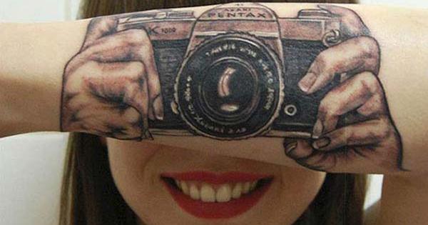 30個聰明妙絕的紋身圖案,告訴你何謂真正的「酷」!