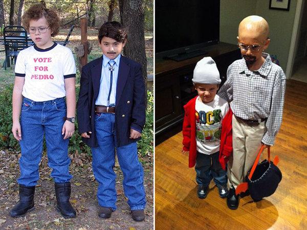 25個超級可愛的小朋友萬聖節裝扮,你定會愛上這些「小鬼」!