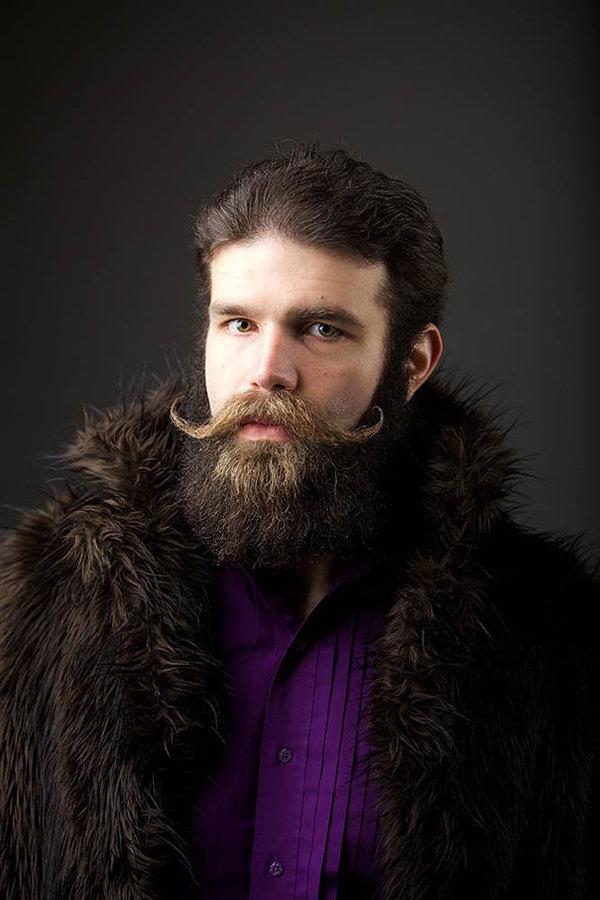 2014世界鬍子錦標賽最誇張的20位參賽者,最後1位怎麼竟這樣眼熟?!