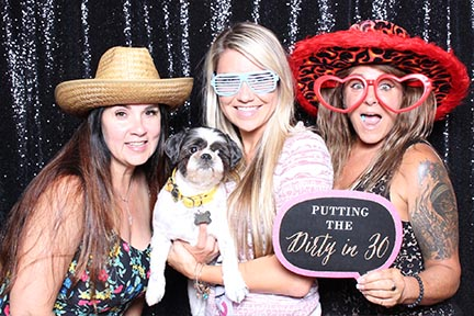 Best Photo Booth Rental Orange County - Parties