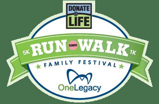 Donate Life Run Walk