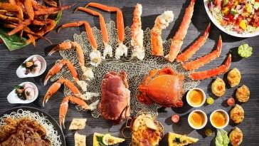 Crablicious Dinner Buffet at Cafe Marco Hong Kong