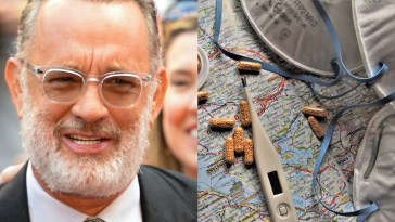 Actor Tom Hanks Shares Health Updates While Battling COVID-19