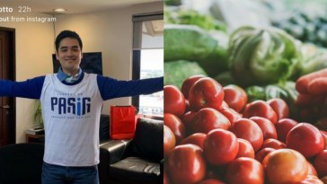 Pasig City Mayor Vico Sotto Purchase Fresh Veggies From Benguet For Their COVID-19 Frontliners
