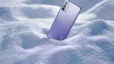 OPPO Reno 4 Nebula Purple