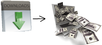make money online with file download