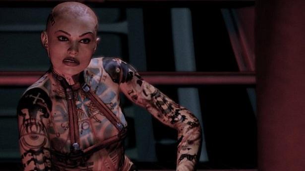 3. Jack (Mass Effect 2)