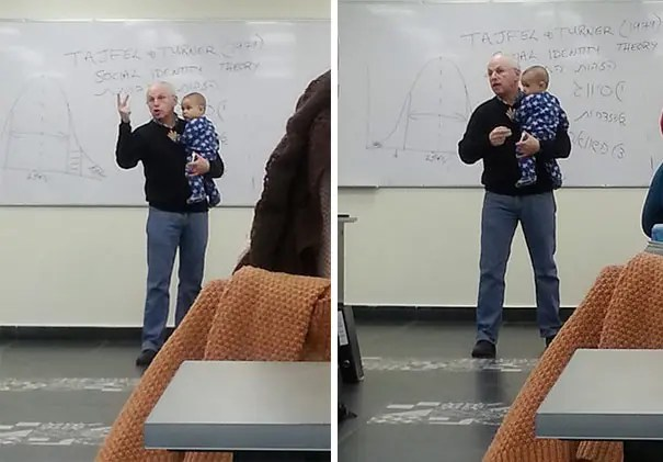profesor-bebe-calma-clase-continua