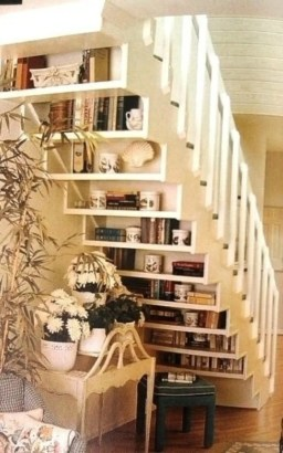 Image result for under stairs storage ideas