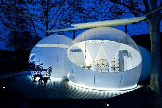 hotel burbuja zen 1