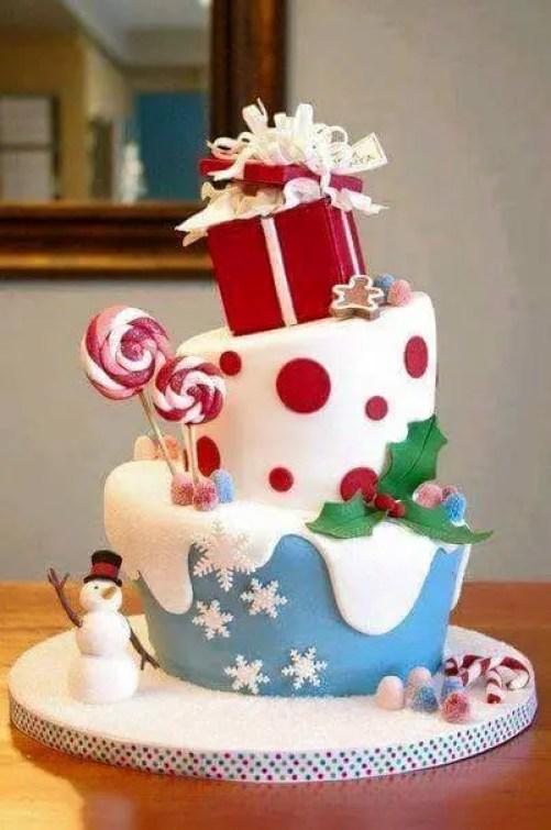 pasteles navideños 18