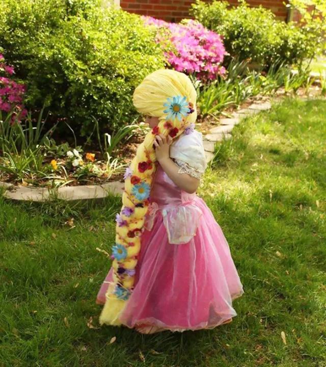 pelucas princesas 1