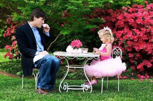 momento especial padre e hija 3