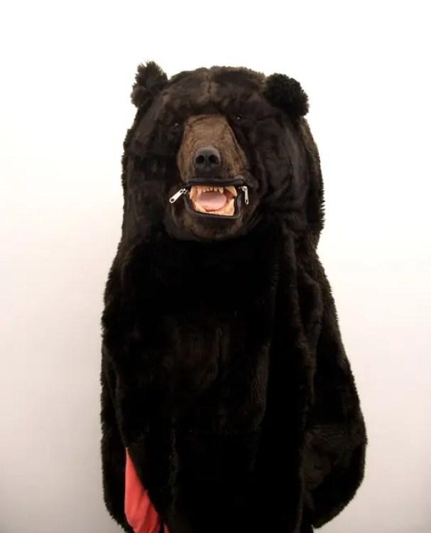 saco de oso 1