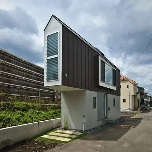 casa diminuta japon 1