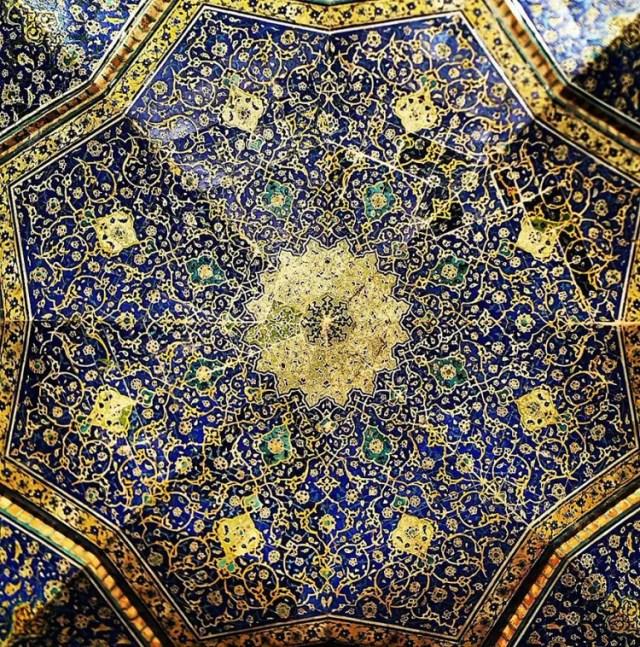 hermosa mezquita en iran 17