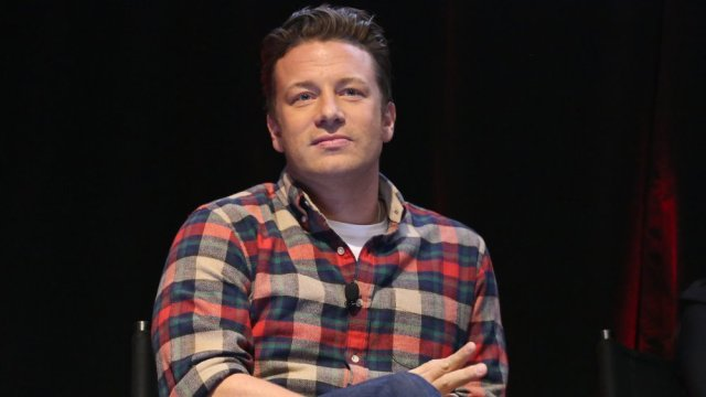 <pre></noscript><pre>This is how Jamie Oliver got his nickname & # 039; The Naked Chef & # 039;
