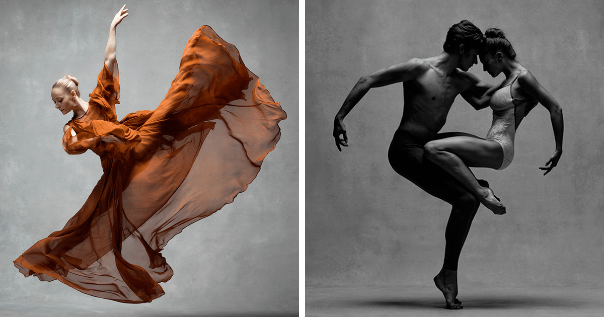 10 Breathtaking Photos Of Dancers In Motion Reveal The Extraordinary Grace Of Their Bodies