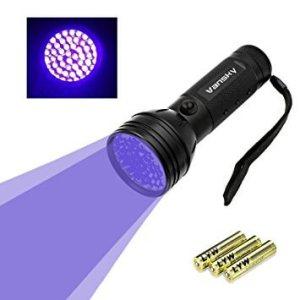 Vansky 51 LEDs Blacklight