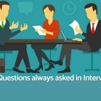10 Question Always asked in Interview