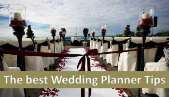 the best wedding planner tips
