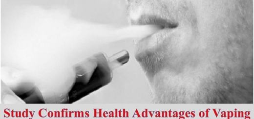 health benefits of Vaping