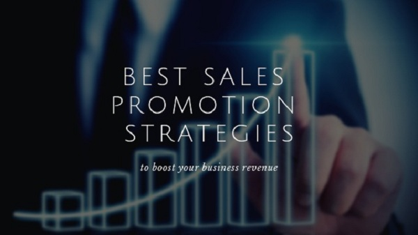 Best sales promotion strategies