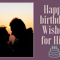 Happy Birthday Images and quotes for Him