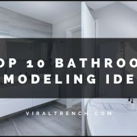 Top 10 Bathroom remodeling ideas