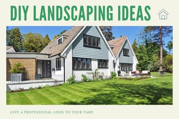 DIY landscaping Ideas