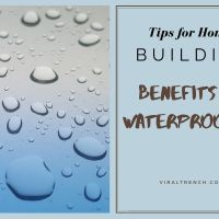 Top 3 Benefits of Waterproofing Your Building