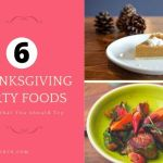 Thanksgiving Party Foods