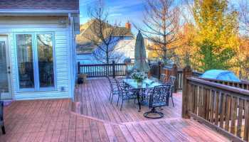 Build a Deck At Home