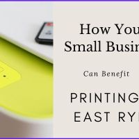 How Your Small Business Can Benefit from Printing in East Ryde