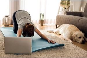 benefits of yoga from Glo to New Moms