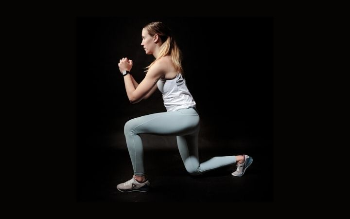 Bulgarian lunges