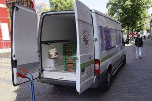 fresh food transit