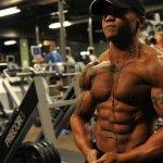 pre-workout regimen