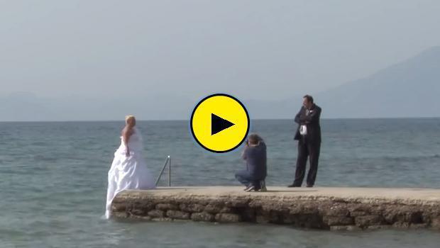 Το πιο τρελό video γάμου έρχεται απο την Πάτρα και πρέπει να το δεις