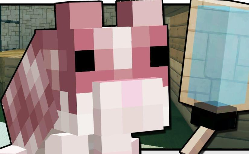 minecraft high school the school hamster custom mod adventure