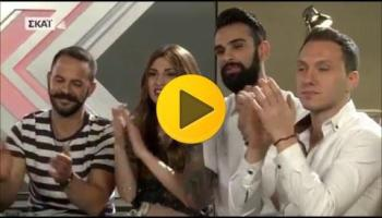 x factor greece 2016 auditions episode 1 viralvideos gr