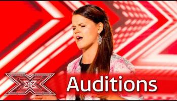 It's Never Enough for Scarlett Lee | Auditions Week 2 | The X Factor