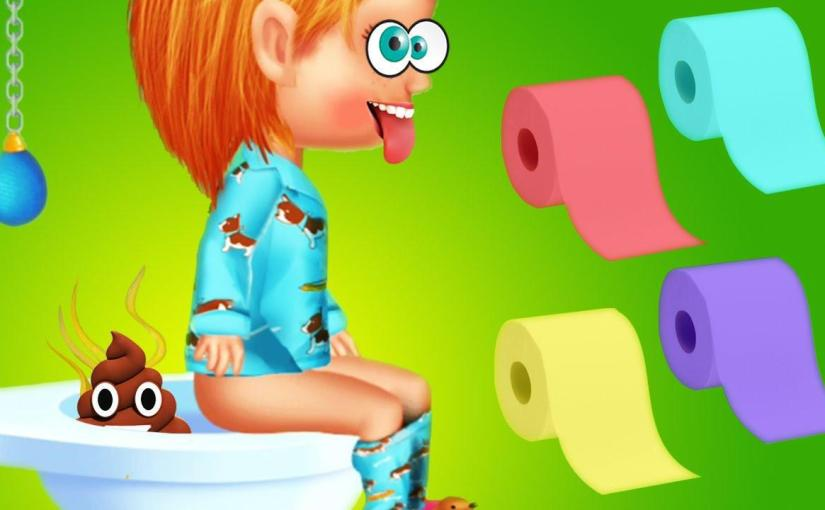 Fun Baby Care – Learn Colors Games Kids Back To School – Toilet Bath Time Dress Up Feed Gameplay