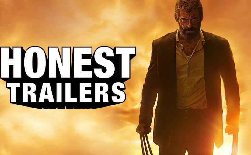 Honest Trailers – Logan (Feat. Deadpool) – 200th Episode!!