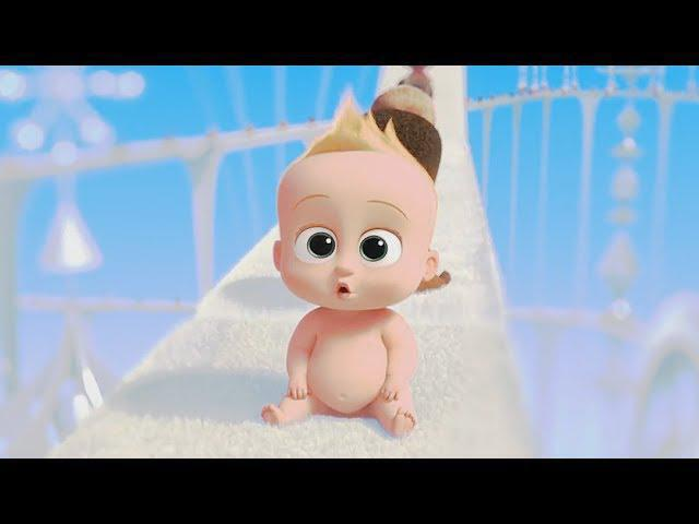 The Boss Baby – Boss Baby Memorable Moments