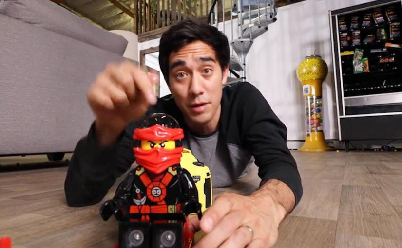 BEST MAGIC Lego illusions by Zach King 2018, NEW Magic Tricks Incredible & ZACH KING Ever