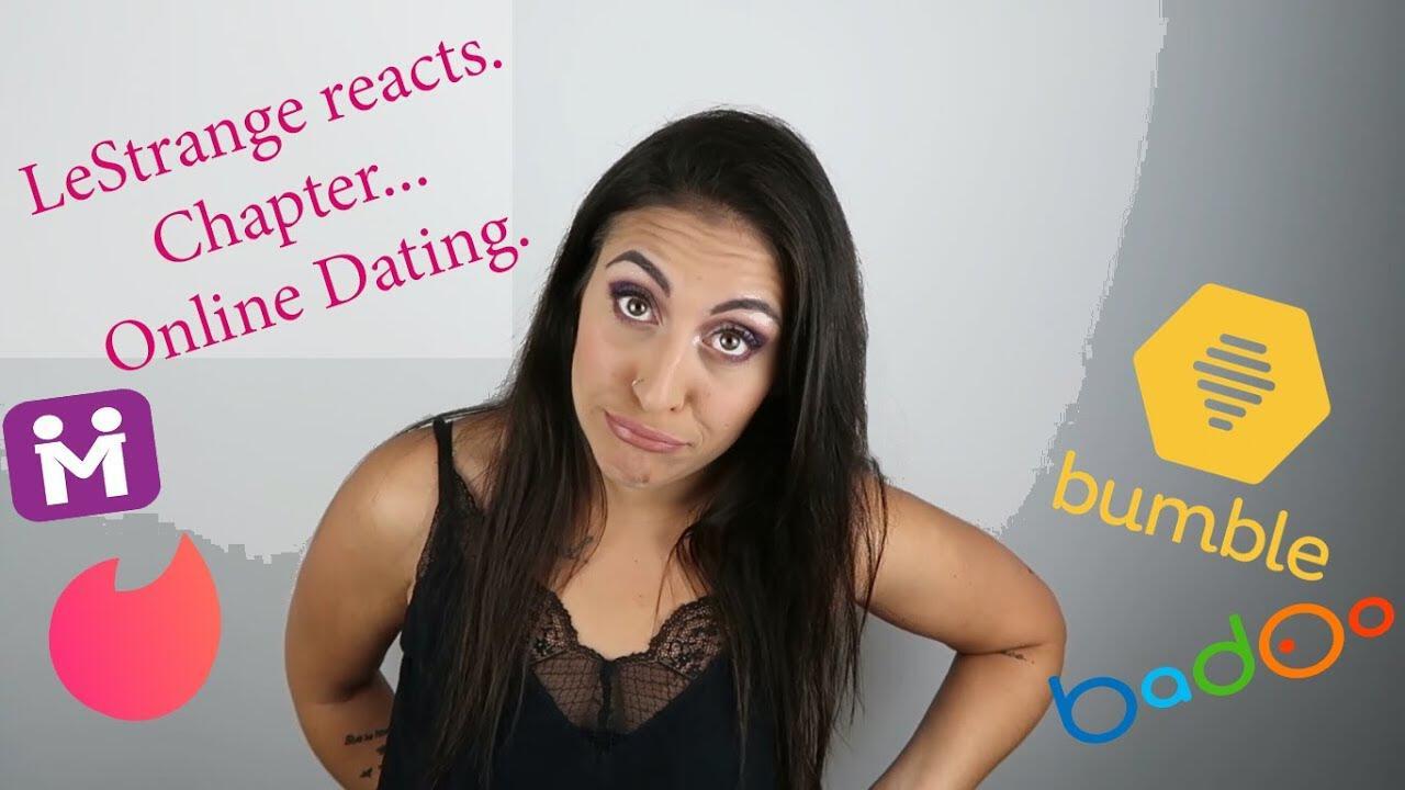 Tinder dating parody video