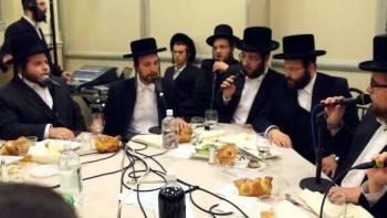 Hasidic Choir Singing At Bar Mitzvah Is Gorgeous